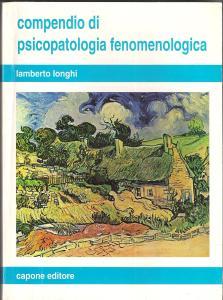 compendio di psicopatologia fenomenologica